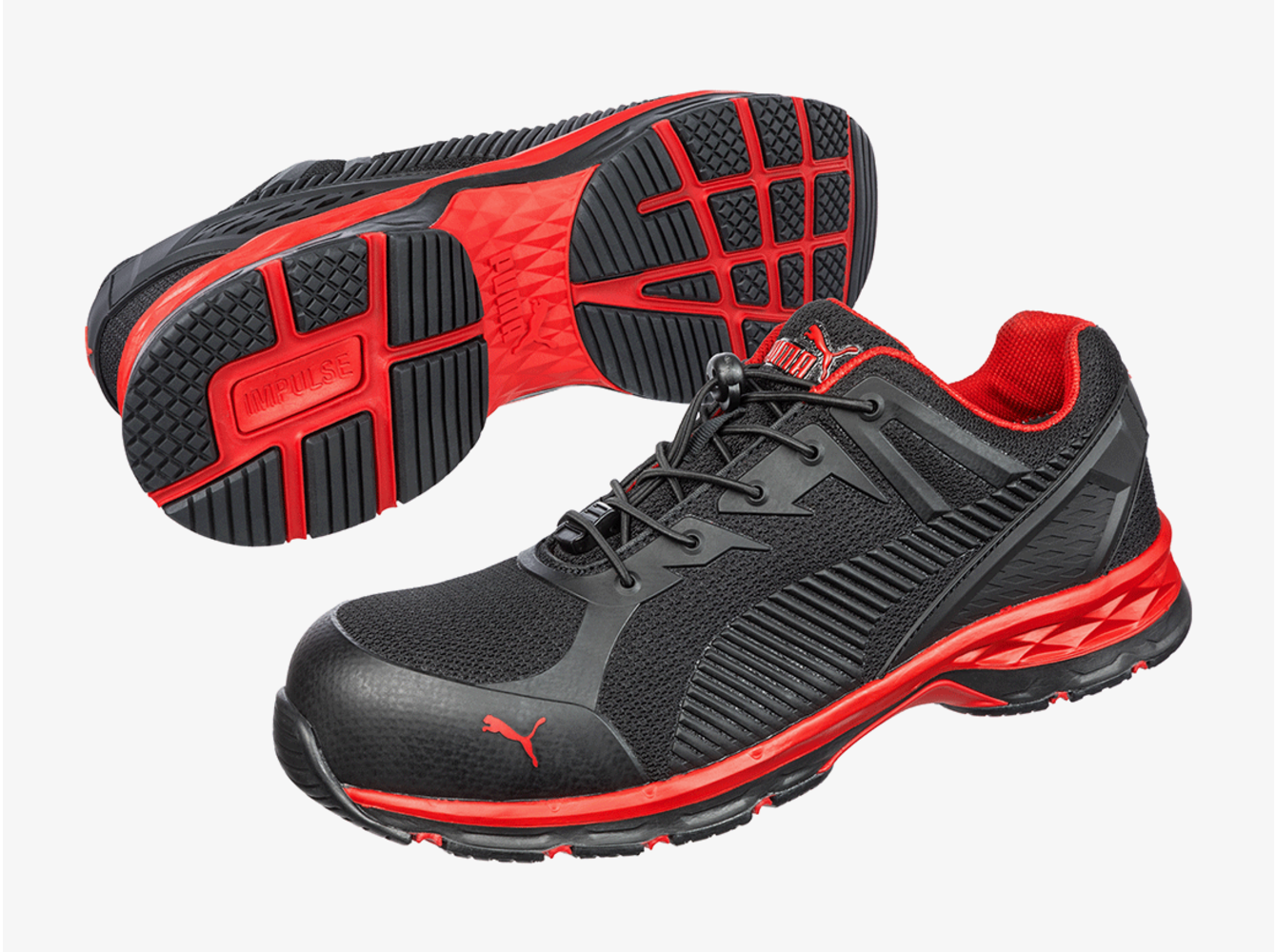 Puma 64.389.0 Fuse Motion 2.0 Red Low S1P