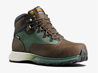 Timberland PRO® Euro Hiker Brown-Green S3