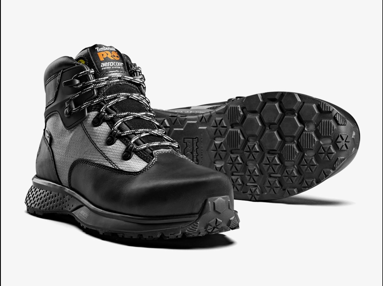 Timberland PRO® Euro Hiker Black-Grey S3
