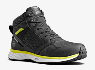 Timberland PRO® Reaxion Mid Black-Yellow S3