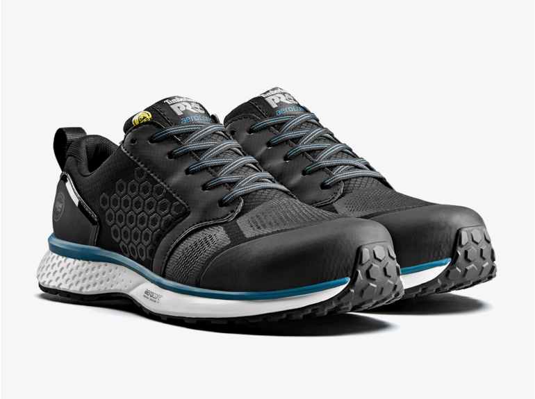 Timberland PRO® Timberland PRO® Reaxion Trainer Black-Teal S3