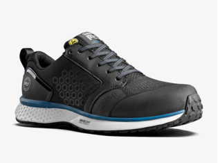 Timberland PRO® Reaxion Trainer Black-Teal S3