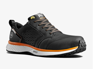 Timberland PRO® Reaxion Trainer Black-Orange S3