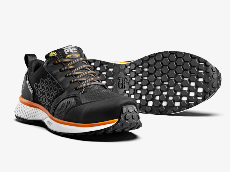 Timberland PRO® Timberland PRO® Reaxion Trainer Black-Orange S3