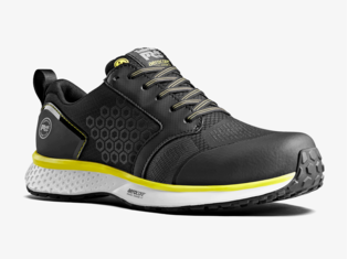 Timberland PRO® Reaxion Trainer Black-Yellow S3
