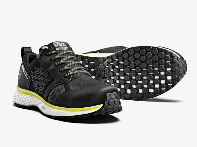 Timberland PRO® Timberland PRO® Reaxion Trainer Black-Yellow S3