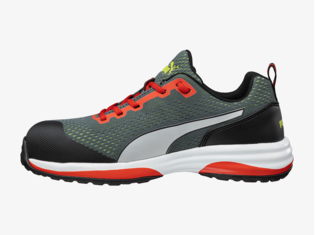 Puma 64.450.0 Speed Green Low S1P