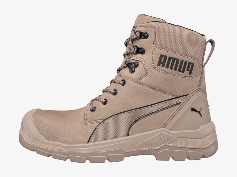 Puma Puma 63.074.0 Conquest Stone High S3
