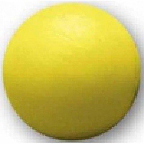JGC wedstrijdbal tafelvoetbal geel ITSF