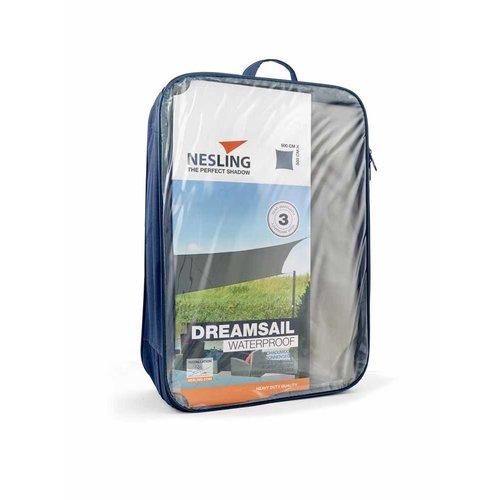 Dreamsail Nesling waterdicht schaduwdoek vierkant 500 cm Dreamsail