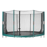 Hi-Flyer Etan Hi-Flyer trampoline veiligheidsnet (excl. palen) groen