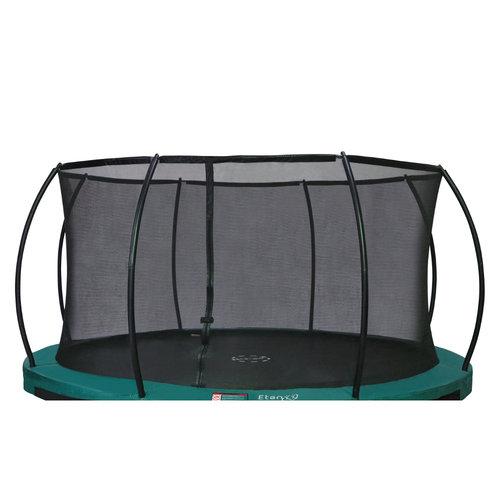 Hi-Flyer Etan Hi-Flyer inground trampoline veiligheidsnet (excl. palen)