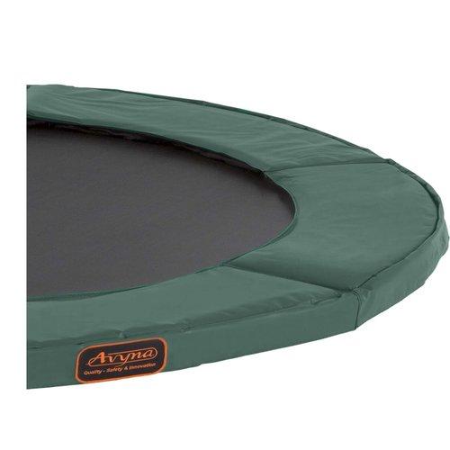 Proline Proline trampoline randkussen groen rond - opbouw