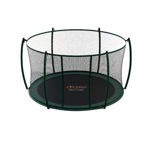Proline Proline trampoline veiligheidsnet (excl. palen) groen - zwart