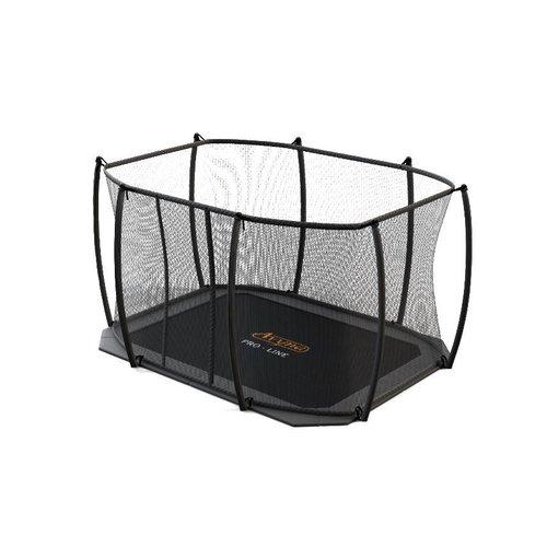 Proline Proline trampoline veiligheidsnet (excl. palen) grijs - zwart