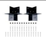 Nesling Nesling pergola kit hoek element