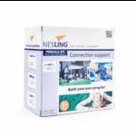 Nesling Nesling pergola verleng element