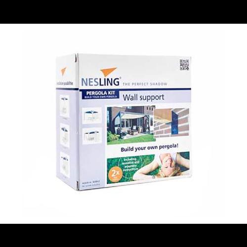 Nesling Nesling pergola muur element