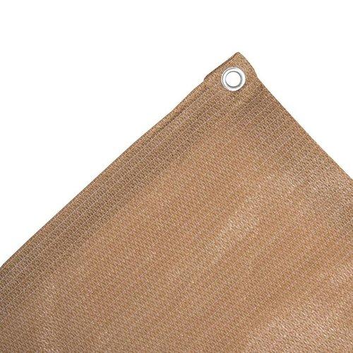 Coolfit Balkondoek 80 x 500 cm zand