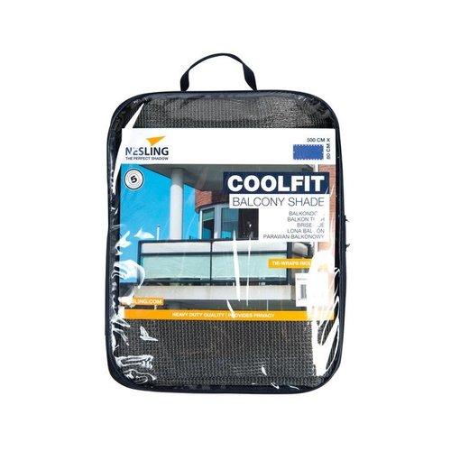 Coolfit Balkondoek 80 x 500 cm antraciet Coolfit