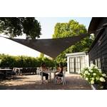 NC Outdoor Schaduwdoek NC outdoor Driehoek 360 cm antraciet