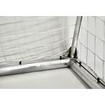 Buitenplezier-online Aluminium voetbaldoel 150x100cm Pro