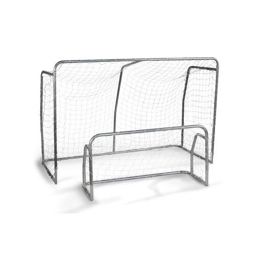 Buitenplezier-online Stalen voetbaldoel 150x80x70 cm