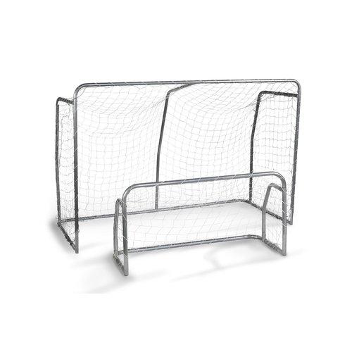 Buitenplezier-online Stalen voetbaldoel 244x150x108 cm