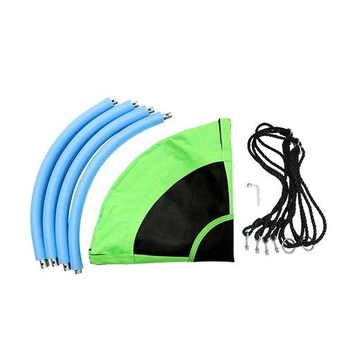 JD Outdoor Nestschommel Basic Green 100cm