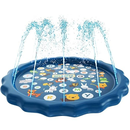 JD Outdoor Watermat Alfabet met sproeier