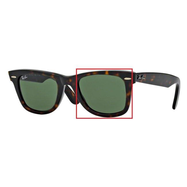 Glazen Ray-Ban zonnebril standaard