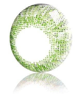 FreshGo FreshGo 3-Tone Gemstone Green