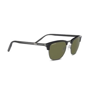 Serengeti Serengeti Alray 8943 Shiny Black/Shiny Dark Gunmetal