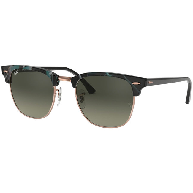 Ray-Ban Ray-Ban CLubmaster Fleck RB3016 125571 Spotted Grey/Green