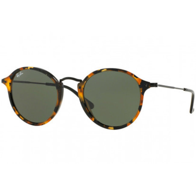 Ray-Ban Ray-Ban Round  RB2447 1157 Spotted Black Havana