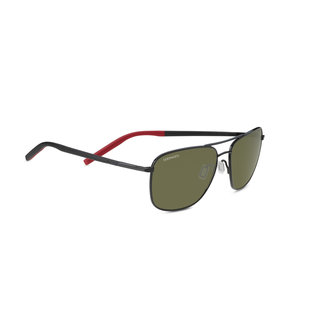 Serengeti Serengeti Spello 8796 Shiny Black/Red