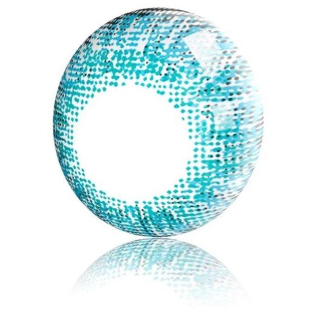 FreshGo 3-Tone Brilliant Blue