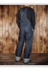 Pike Brothers Superior Garment 1935 Mechanic bib 11 Oz raw denim