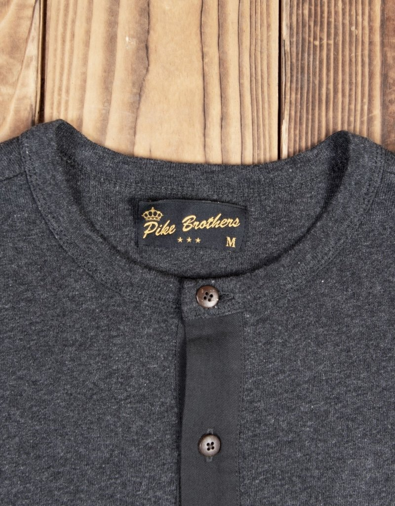 Pike Brothers Superior Garment 1927 Henley shirt short sleeve