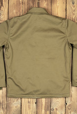 Pike Brothers Superior Garment 1962 A2 Deck jacket olive