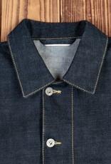 Pike Brothers Superior Garment 1936 Chopper Jacket 16 Oz indigo
