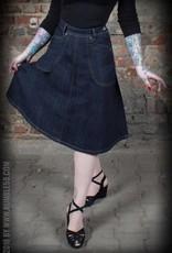 Rumble59 Rocking Rosie jeansrok