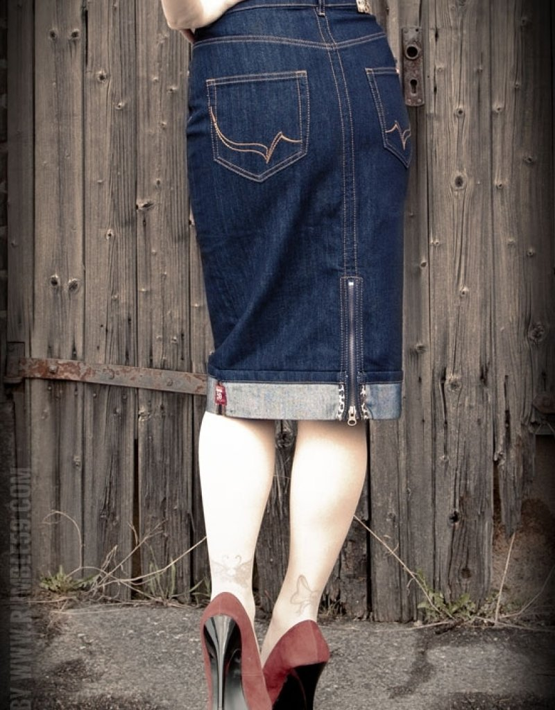 Rumble59 Perfect penicil skirt