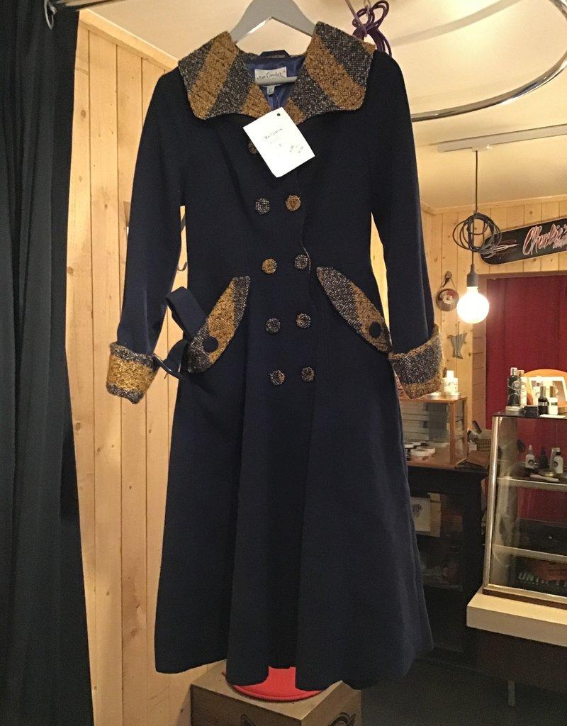 Wintercoat Miss Candyfloss Blue