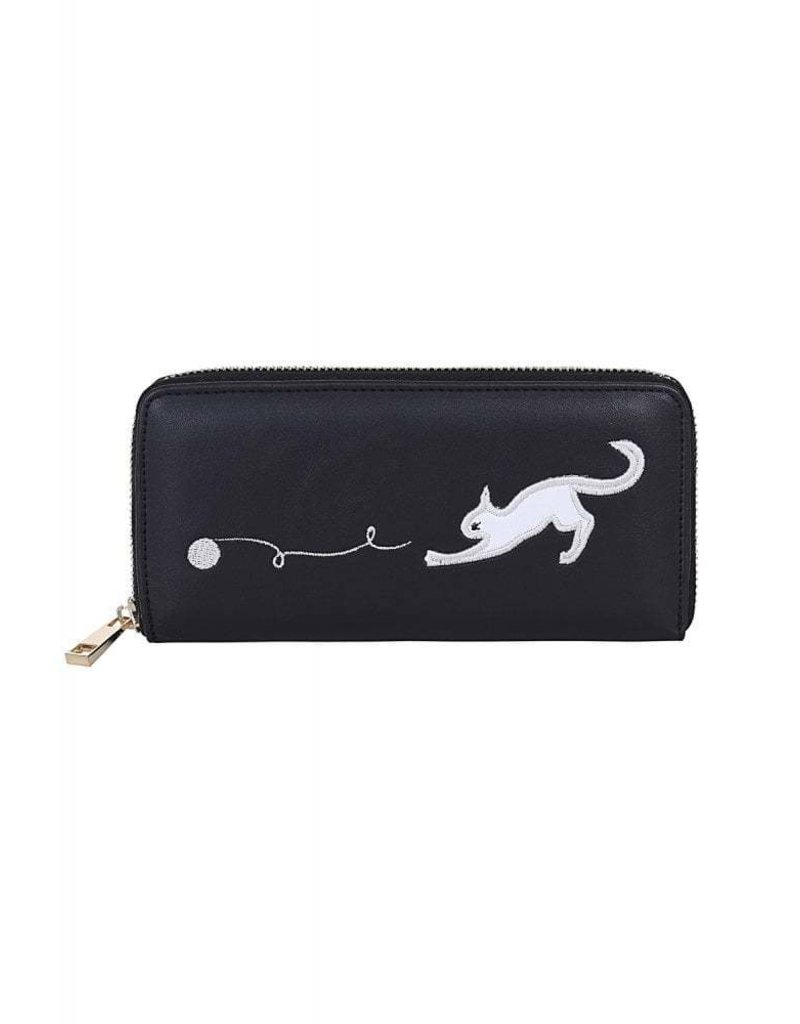 Collectif Leya Kitty Cat Wallet