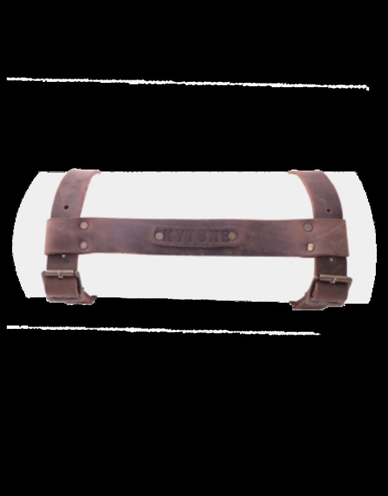 Kytone Leather strap for blanket