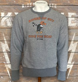 Kytone Sweatshirt Vulture Grey
