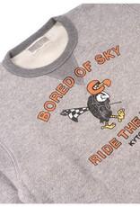 Kytone Sweatshirt Vulture Grey