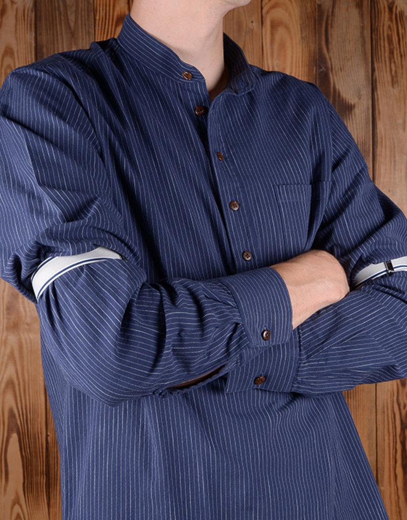 Pike Brothers Superior Garment 1923 Sleeve holder blue