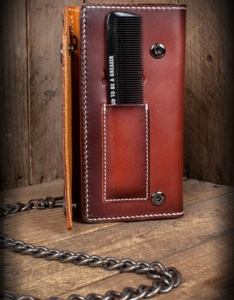 Rumble59 Wallet 'Kamm'  Sunburst
